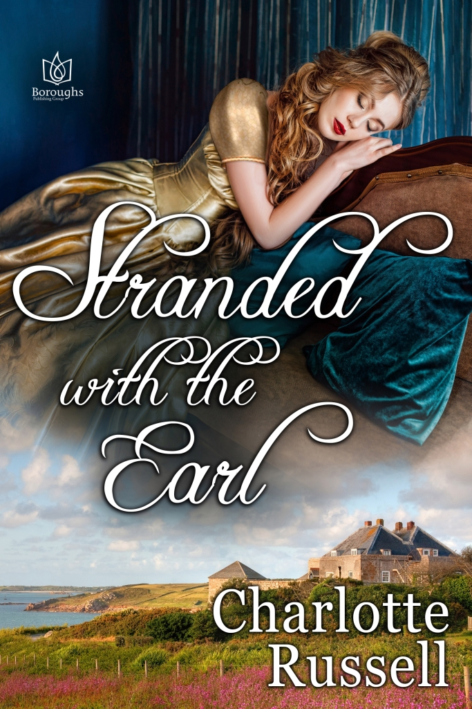 Stranded with the Earl cover